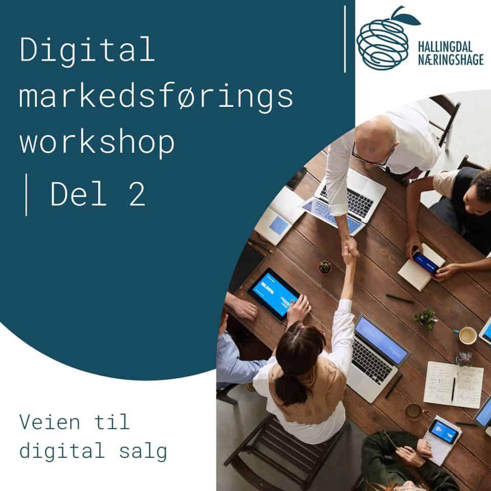 Digital markedsføring Del 2