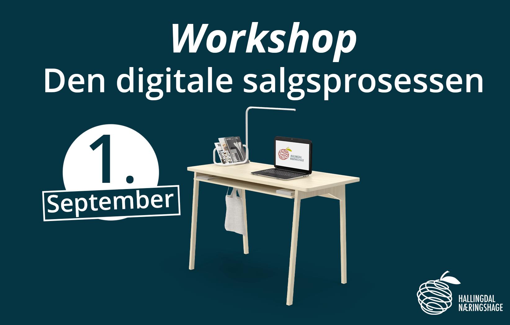 workshop del 1 Digital salgsprosess